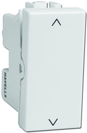 havells coral 10a two way switch
