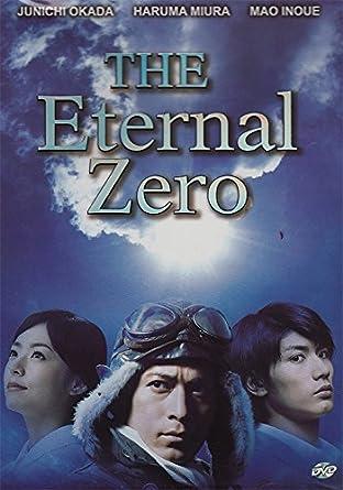 Amazon Com Eternal Zero Eien No Zero All Region Dvd Japanese Movie W English Sub Okada Junichi Miura Haruma Hira Mikijiro Natsuyagi Isao Sometani Shota Miura Takahiro Movies Tv