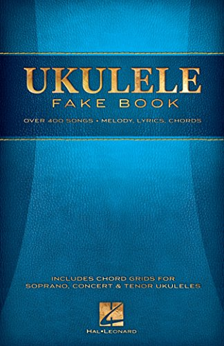 Amazon Ukulele Fake Book Ebook Hal Leonard Corporation Kindle
