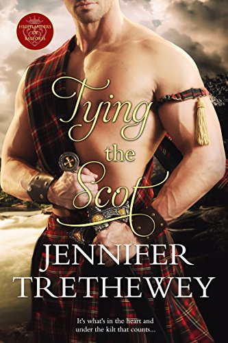 Tying the Scot (The Highlanders of Balforss Book 1)