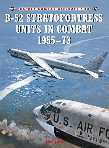 B-52 Stratofortress Units in Combat 1955–73 (Combat Aircraft)