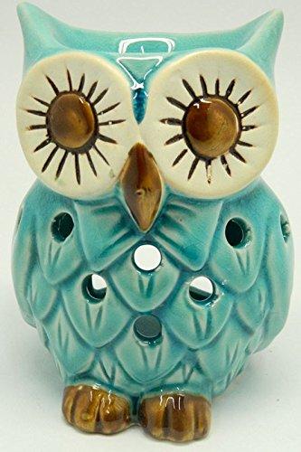 Ceramic Owl Shape Design Tart & Candle & - Burners Tart Warmers Oil Burner Shopping Results