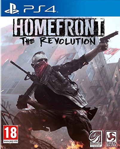 Homefront The Revolution PS4 (Best War Strategy Games Ps4)