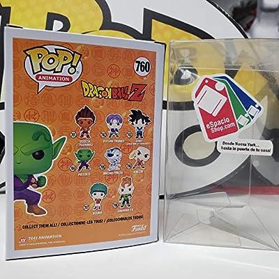 Funko Pop! Green Chrome Piccolo ECCC Exclusive: Toys & Games