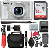 Canon PowerShot SX730 (Silver) Digital Camera 40x Zoom Lens + 32GB SD + Complete Accessory Bundle Review