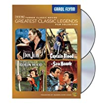 TCM Greatest Classic Film Collection: Legends - Errol Flynn