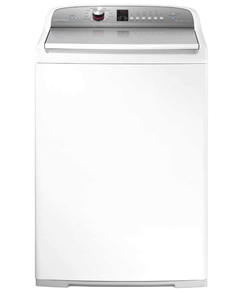 Topload Washer Amazoncom Fisher Paykel Wl4227p1 22lb Aquasmart 12 Cycle Washer