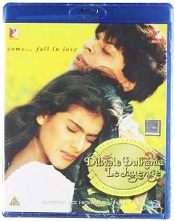Dilwale Dulhania Le Jayenge [Blu-ray]: Amazon co uk: Shah Rukh Khan