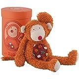 """Moulin Roty Les Zazous Monkey Plush 13"""" Toy"""