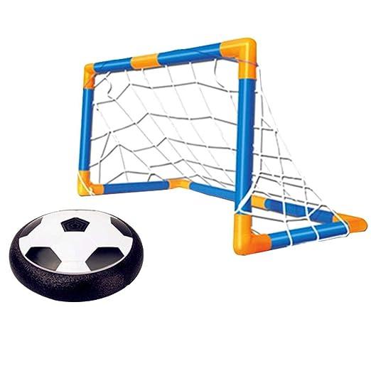 duhe189014 Juego de fútbol para niños con suspensión de Aire de ...