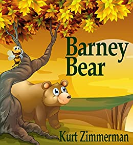 Barney Bear by [Zimmerman, Kurt]