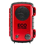 ECOXGEAR GDI-AQCSE Waterproof Portable Speaker/Case for MP3 Player & Smartphone-Red (Certified Refurbished)