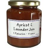 L'Epicurien Apricot and Lavender Jam - 11.65 oz