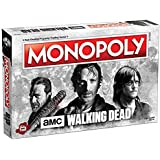 USAopoly Amc the Walking Dead Monopoly Board Game