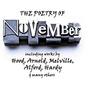 The Poetry of November Audiobook