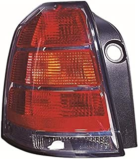 Zafira 2005-2008 Rear Tail Light Lamp N//S Passenger Left