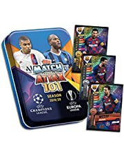 MATCH ATTAX 20-21 Season 45 Cards