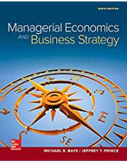 Managerial Economics & Business Strategy (Mcgraw-hill Series Economics)