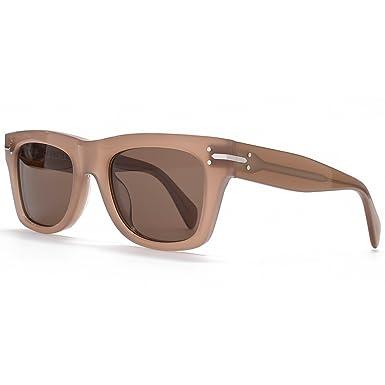 269a1b5c7b7 Amazon.com  Celine Cl 41038 s 100% Authentic Women s Sunglasses Opal ...