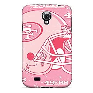 New Diy Design San Francisco 49ers For Galaxy S4 Cases Comfortable For Lovers And Friends For Christmas Gifts