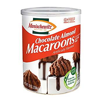 Image result for manischewitz chocolate almond macaroons