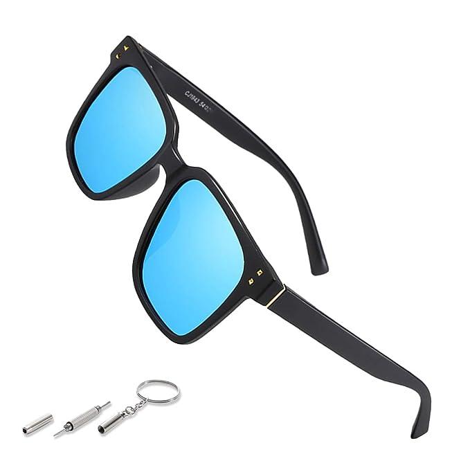 DHH Hombres Conduciendo Polarizador Gafas Sol Dama/Moda ...