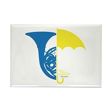"""CafePress – HIMYM francés paraguas – rectangular imán, 2 """"x3"""" ..."""