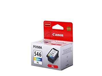 Canon Pixma MG 2550 - Original Canon 8288B001 / CL-546XL ...