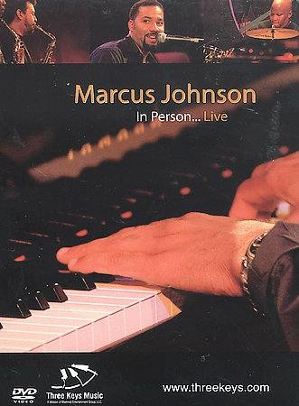 Marcus Johnson In Person...Live by Three Keys Music (Image #1)