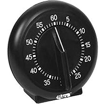 Amazon Com Kitchen Timer 60 Minute Mechanical Timing