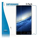 DOOGEE X5 Screen Protector, TopACE 3-Pack Ultra-Clear Premium Film for DOOGEE X5 (3-Pack)