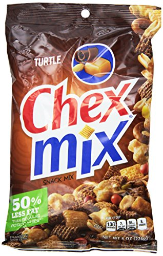 Chex Mix - Chocolate Turtle , 8-Ounce Bags