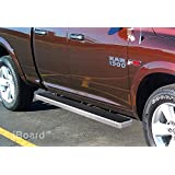 "5"" iBoard Running Boards Fit 09-16 Dodge Ram 1500 Quad Cab"