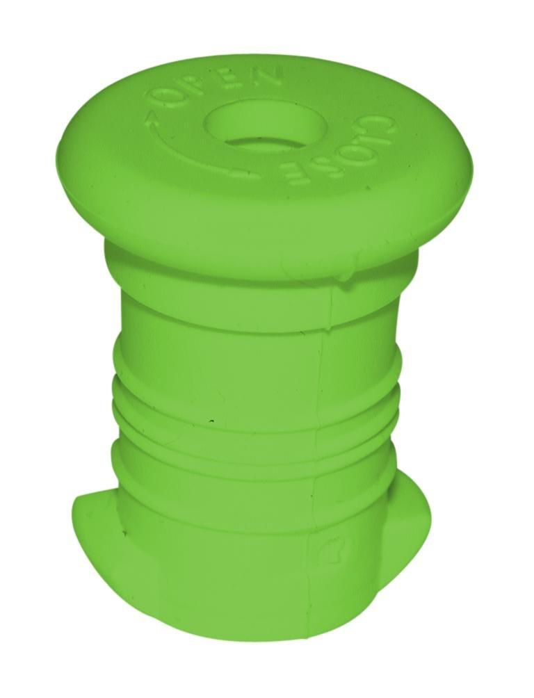 Ersatzverschluss / Stöpsel für ISYbe Trinkflasche, froschgrün froschgrün