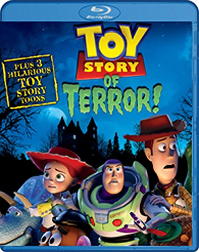 Toy Story of Terror Blu Ray Subtitles Full Hd 1080p & Full 2d Master Dts-hd Master Audio 5.1,7.1 & Dolby Truehd 5.1 for $<!--$29.99-->