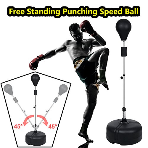 Best Reflex Punching Bag - 8