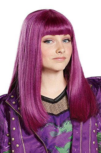Disguise Inc - Disney's Descendants 2: Mal Child Wig