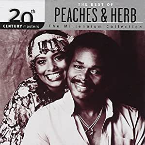 The Best of Peaches & Herb: 20th Century Masters: Millennium Collection