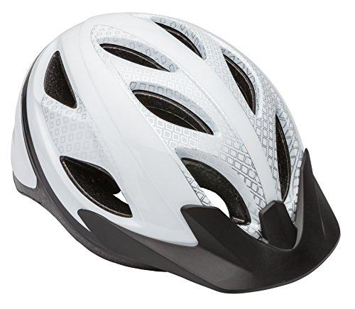 Schwinn SW78414-2 Pathway Adult Helmet, White