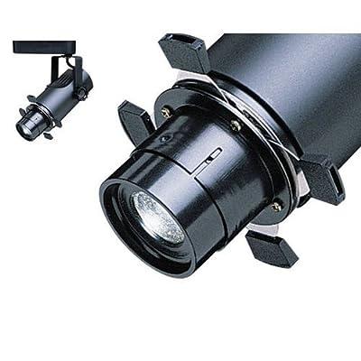 WAC Lighting 008FP-BK Framing Projector for Track and Display lighting, Black