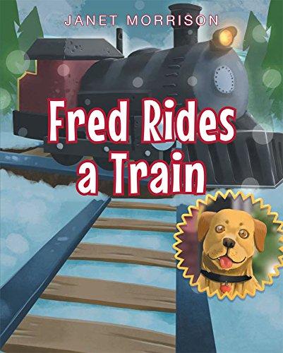 Train Winter Ride - Fred Rides a Train