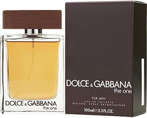 THE ONE by Dolce& Gabbana EDT SPRAY 3.3 OZ (Package Of 3)
