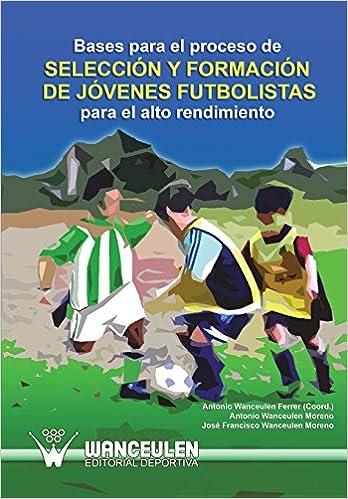 Bases Para El Proceso De Seleccion Y Formacion De Jovenes
