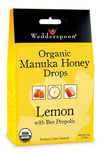 Wedderspoon Organic Manuka Honey Drops product image