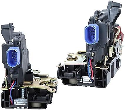 Set di 4 serrature da auto per porte posteriori e anteriori