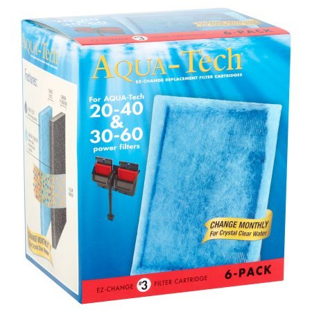AquaTech EZ-Change Replacement #3 Filter Cartridge, 6 pack (3) by  (Image #1)