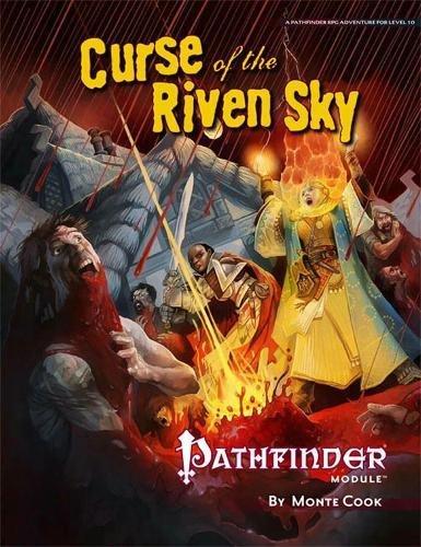 Download Pathfinder Module: Curse of the Riven Sky (Pathfinder Modules) pdf