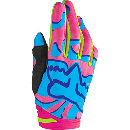 Fox Racing 2016 Dirtpaw Women's MotoX Motorcycle Gloves – Pink/X-Large