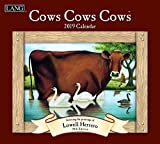 The Lang Companies Cows Cows Cows 2019 Wall Calendar (19991001909)