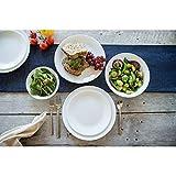 Corelle 6022003 Livingware 32-Piece Dinnerware Set, White